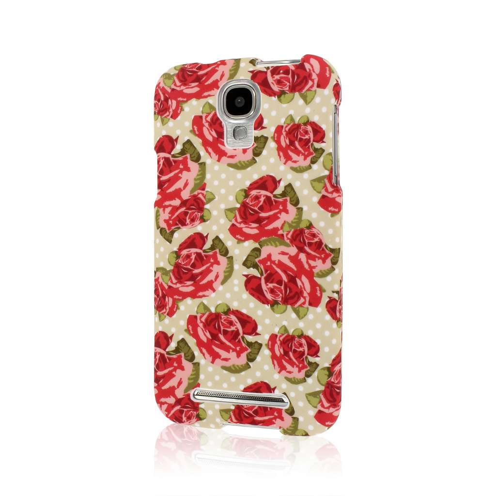 Samsung ATIV SE - Vintage Red Roses MPERO SNAPZ - Case Cover