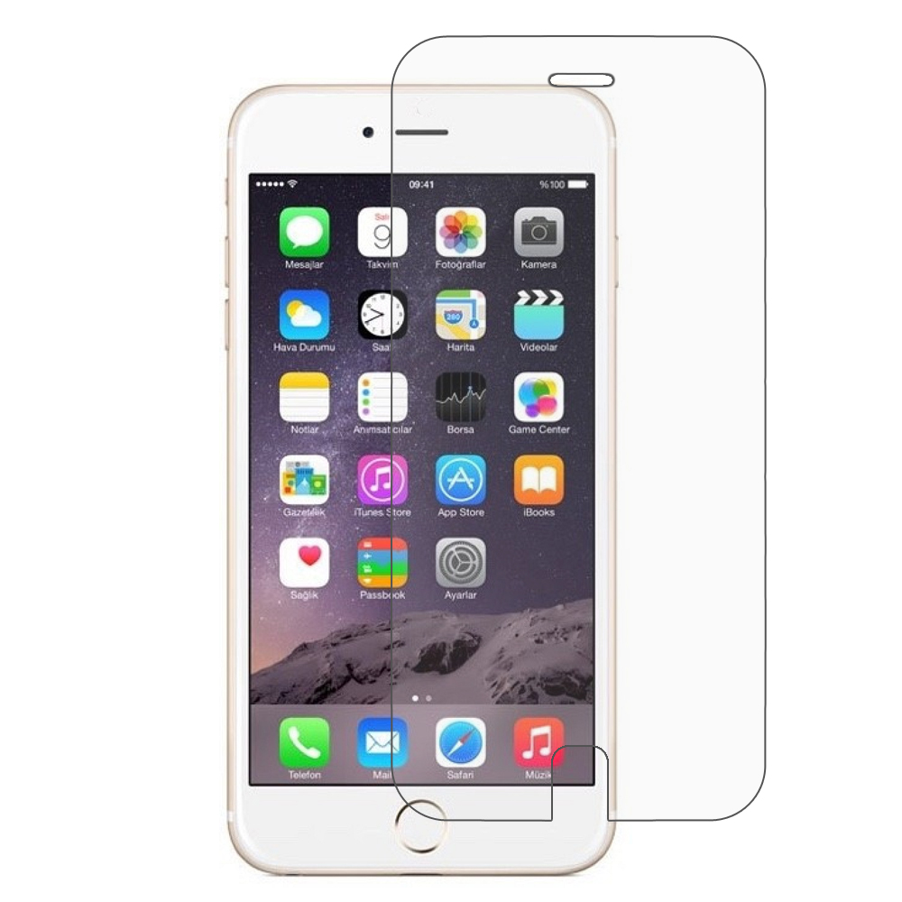 Apple iPhone 7 Plus Clear LCD Screen Protector