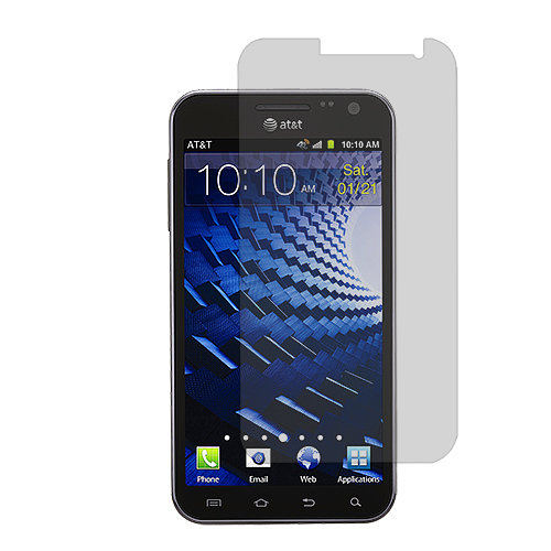 Samsung Skyrocket HD i757 Clear LCD Screen Protector