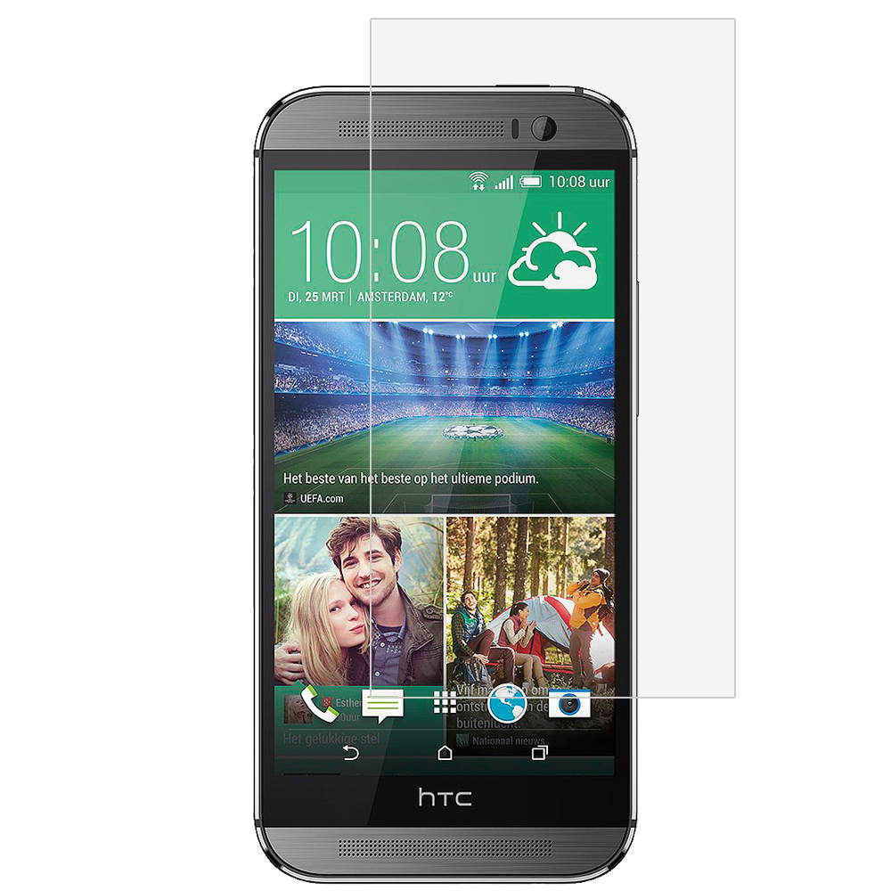 HTC One Mini 2 Remix Clear LCD Screen Protector