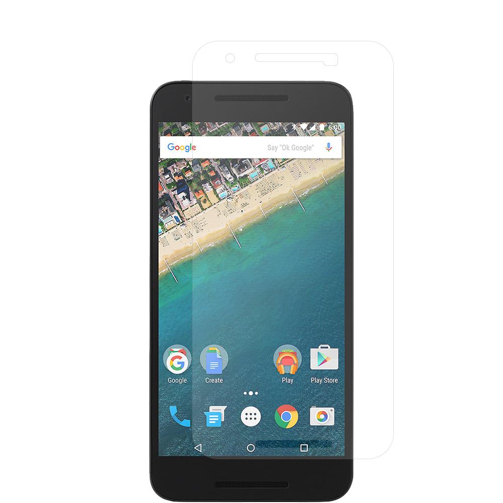 LG Google Nexus 5X Clear LCD Screen Protector