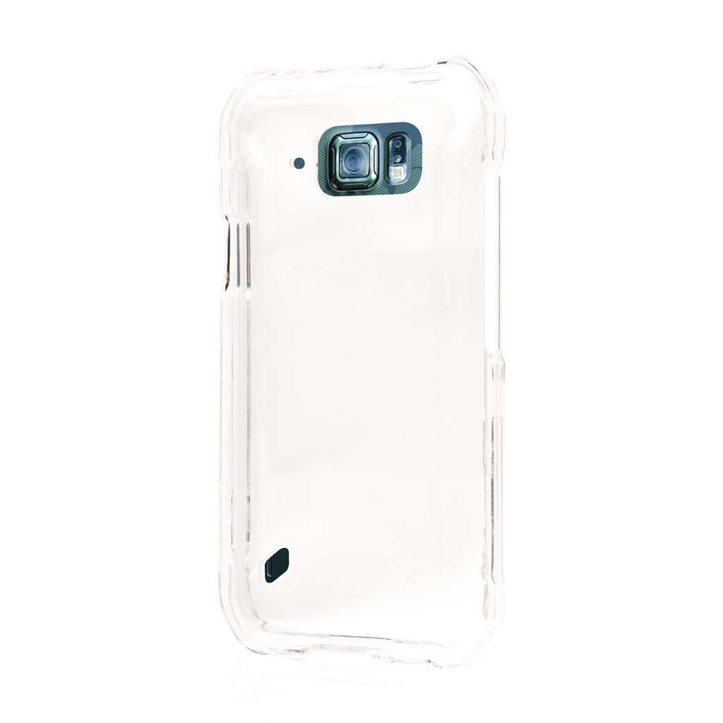 Samsung Galaxy S6 Active - Clear MPERO SNAPZ - Case Cover