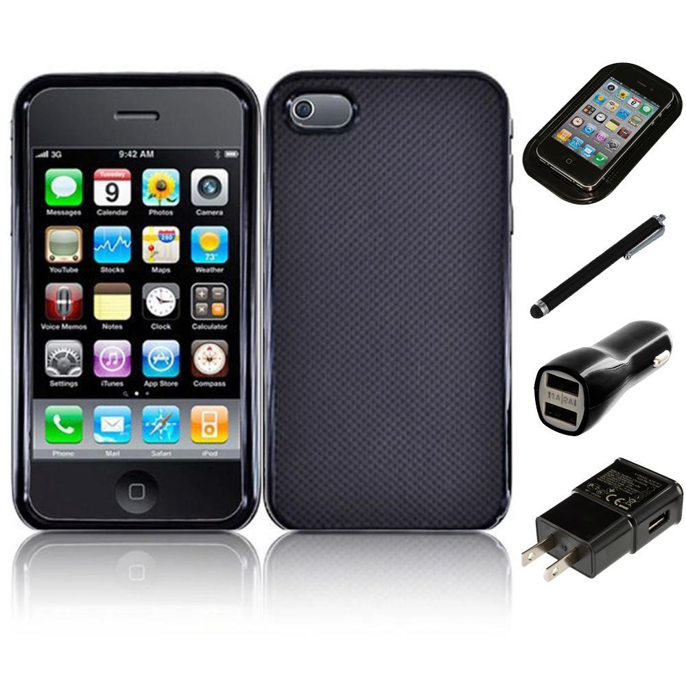 for apple iphone 4 4s snap on design hard phone case cover. Black Bedroom Furniture Sets. Home Design Ideas