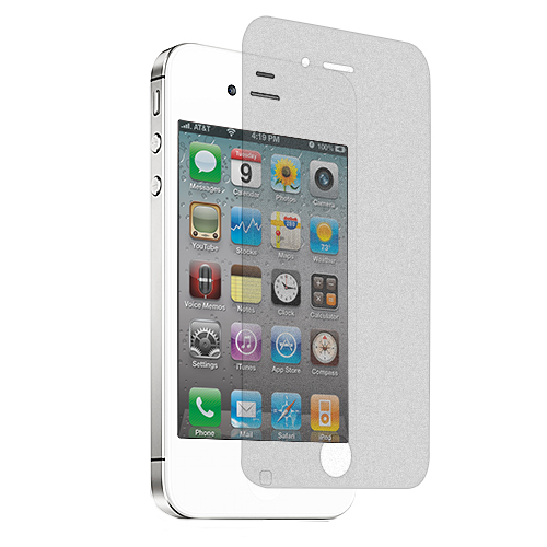 Apple iPhone 4 / 4S Glitter LCD Screen Protector