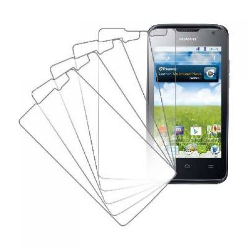 Huawei Premia 4G MPERO 5 Pack of Clear Screen Protectors