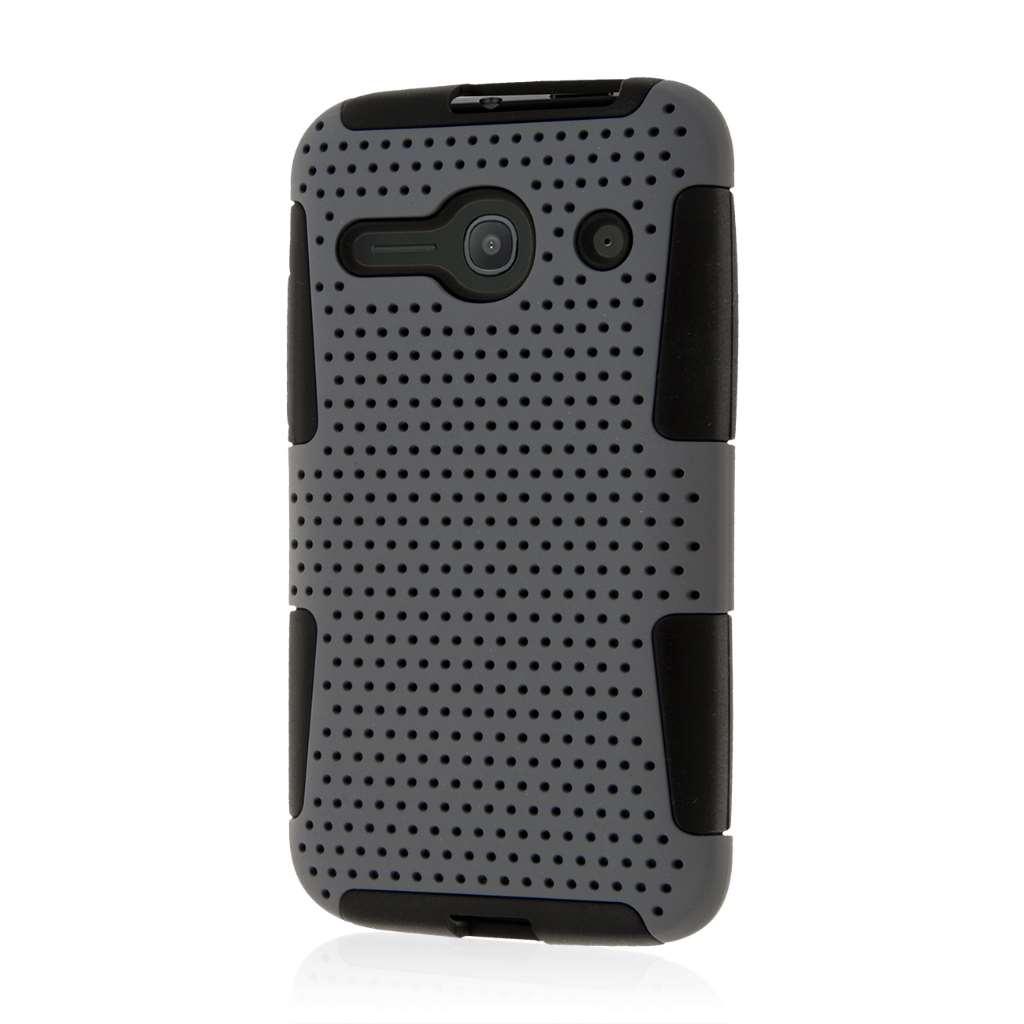 Alcatel OneTouch Evolve 2 - Gray MPERO FUSION M - Protective Case Cover