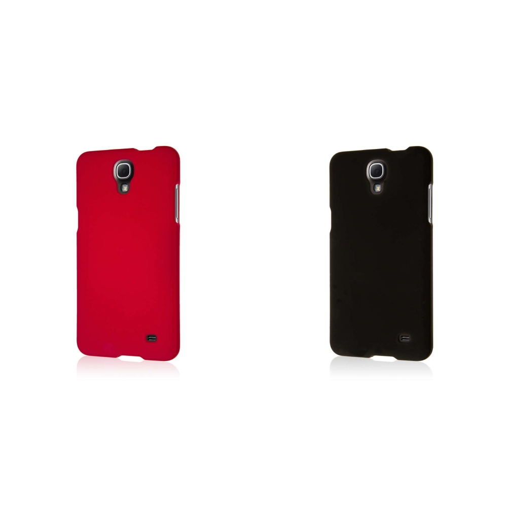 Samsung Galaxy Mega 2 - Burgundy Combo Pack : MPERO SNAPZ - Case Cover
