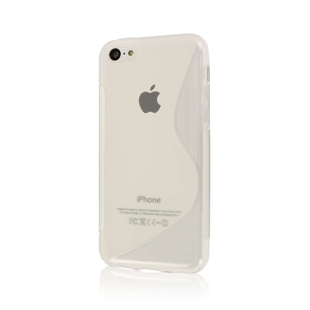 Apple iPhone 5C - Clear MPERO FLEX S - Protective Case Cover