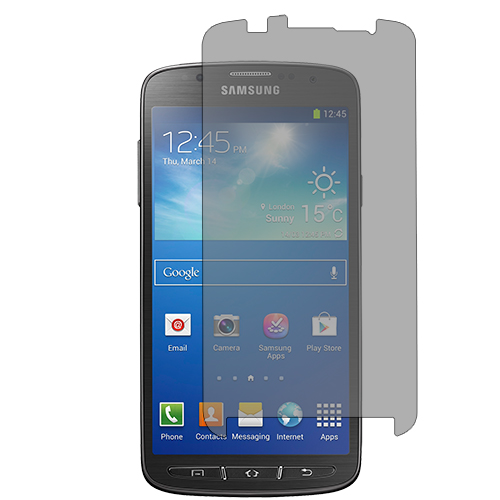 Samsung Galaxy S4 Active i537 Anti Glare LCD Screen Protector