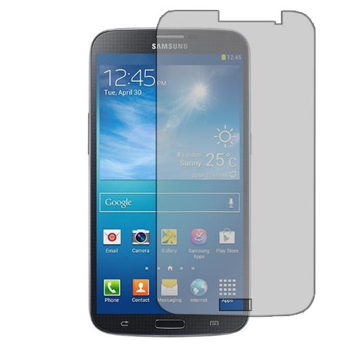 Samsung Galaxy Mega 6.3 Anti Glare LCD Screen Protector