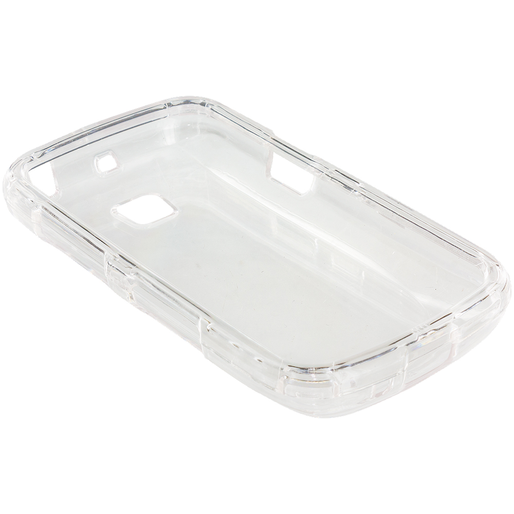Samsung Proclaim S720C Clear Crystal Transparent Hard Case Cover