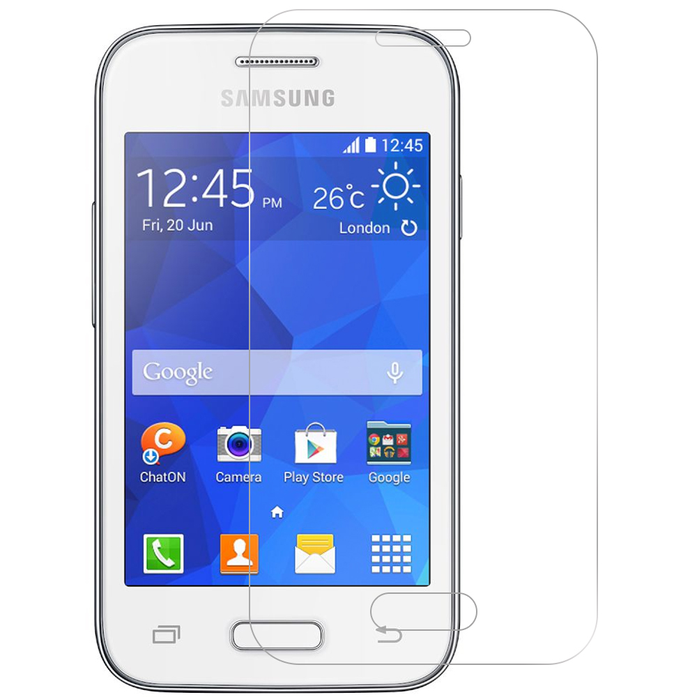 Samsung Galaxy Young 2 Clear LCD Screen Protector