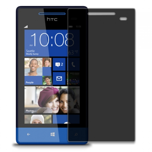 HTC Windows Phone 8S MPERO Privacy Screen Protector
