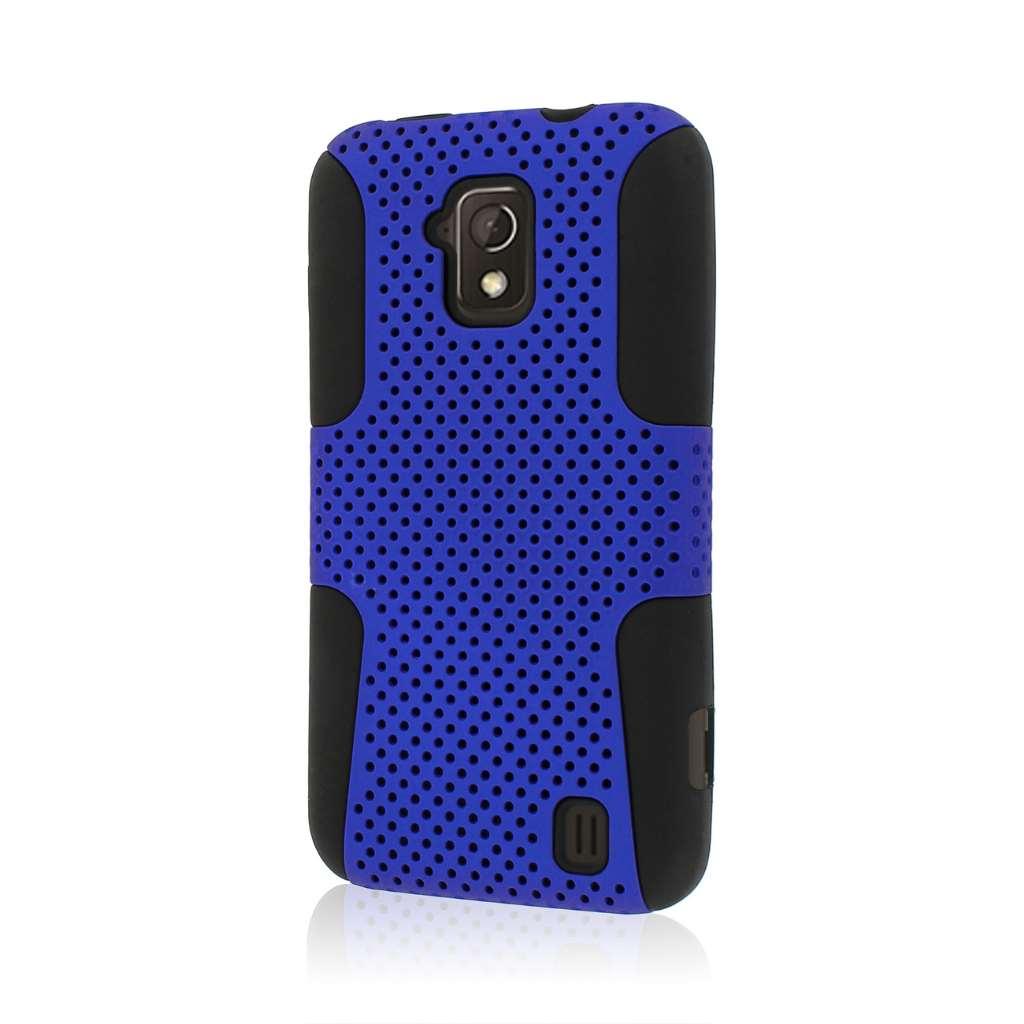 ZTE Solar - Blue MPERO FUSION M - Protective Case Cover