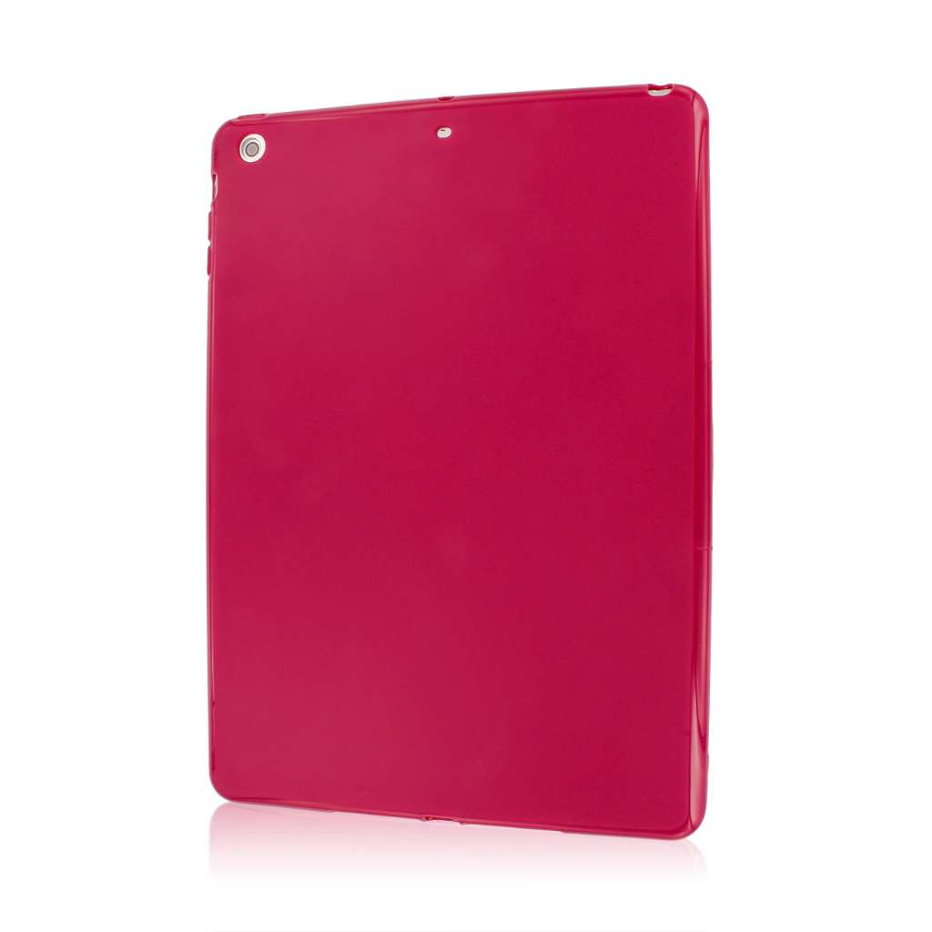 Apple iPad Air - Hot Pink MPERO Flexible Matte Case Cover