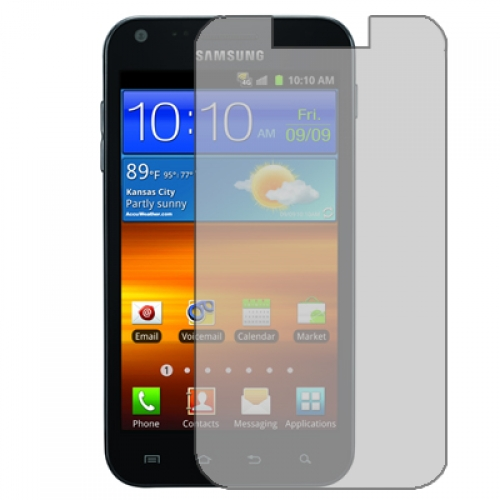 Samsung Epic Touch 4G D710 Sprint Galaxy S2 Matte LCD Screen Protector