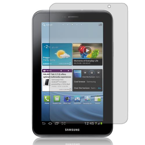 Samsung Galaxy Tab 2 7.0 Clear LCD Screen Protector