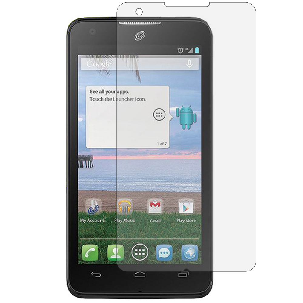 Alcatel One Touch Sonic A851L Anti Glare LCD Screen Protector