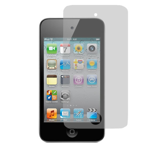 Apple iPod Touch 4th Generation Clear LCD Screen Protector