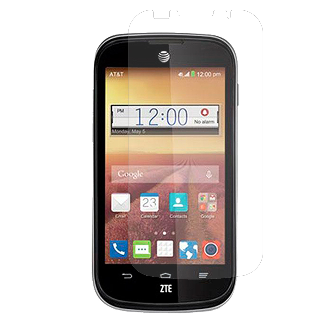 ZTE Compel Clear LCD Screen Protector