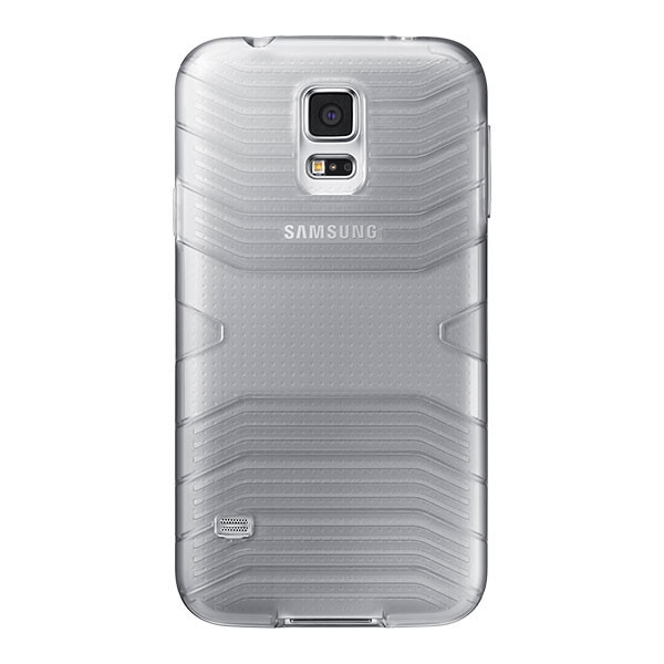 Galaxy S5 - Clear Samsung Protective Cover Case