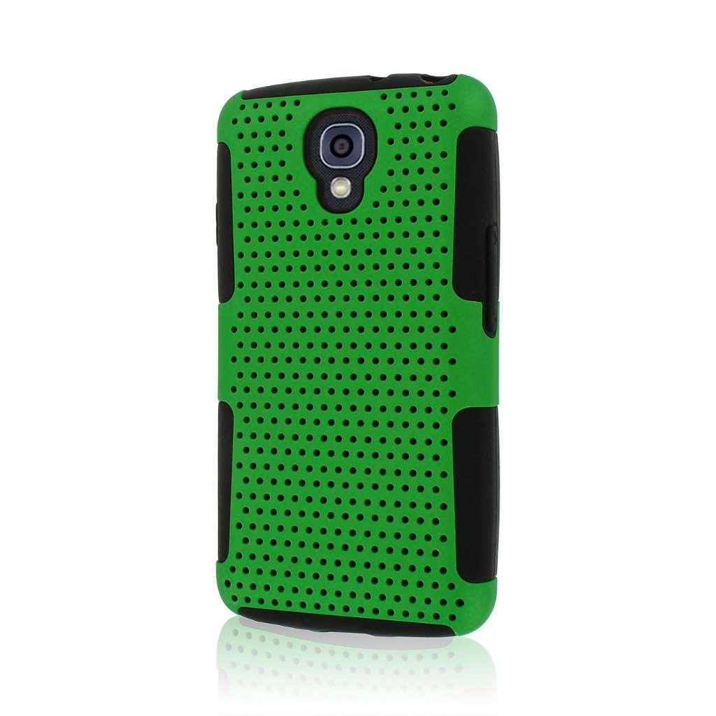LG Volt - Neon Green MPERO FUSION M - Protective Case Cover