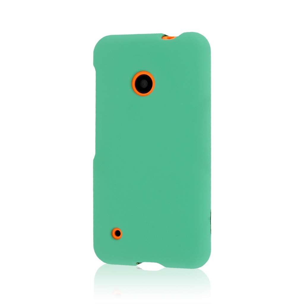 Nokia Lumia 530 - Mint Green MPERO SNAPZ - Case Cover