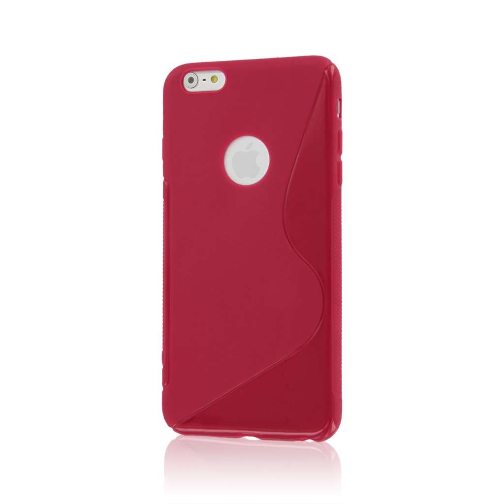 Apple iPhone 6 6S Plus - Hot Pink MPERO FLEX S - Protective Case Cover