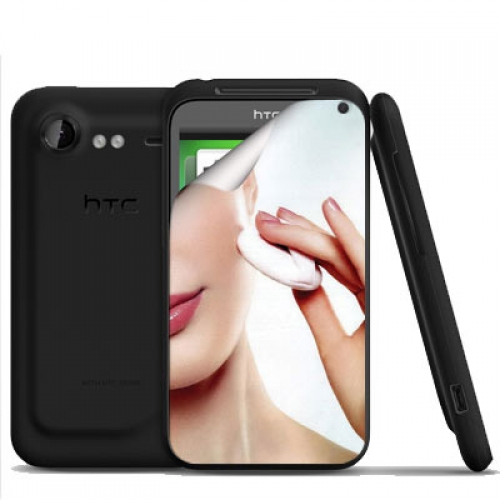 HTC Droid Incredible 2 6350 Mirror LCD Screen Protector
