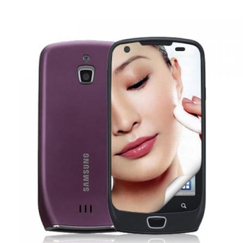 Samsung Exhibit 4G T759 Mirror LCD Screen Protector