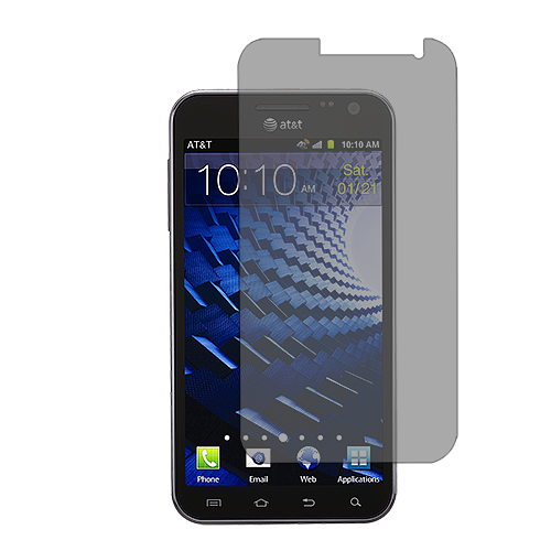 Samsung Skyrocket HD i757 Matte LCD Screen Protector