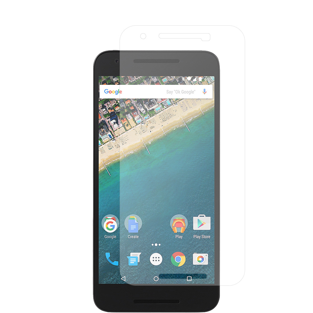 LG Google Nexus 5X Matte LCD Screen Protector