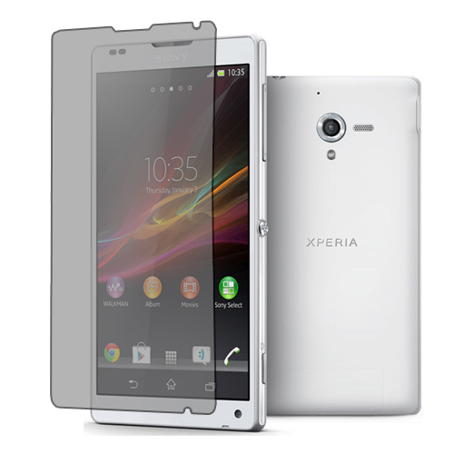 Sony Xperia ZL Anti Glare LCD Screen Protector