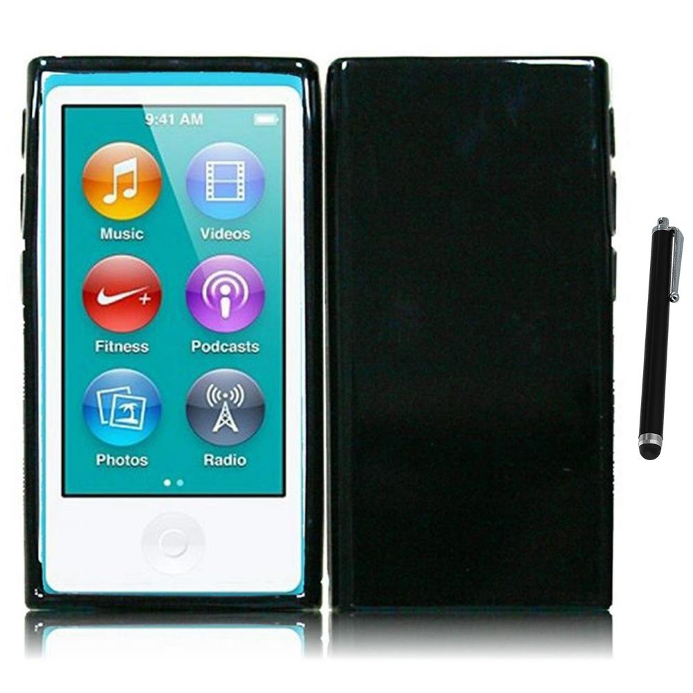 For iPod Touch 4th Generation 4G 4 Hard Design Skin Case ...  Ipod Stylus