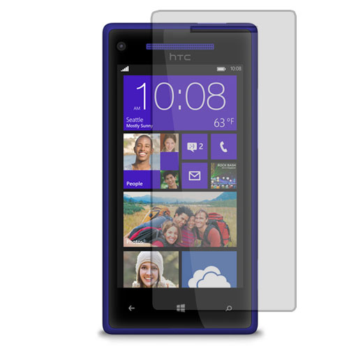 HTC Windows 8X Clear LCD Screen Protector