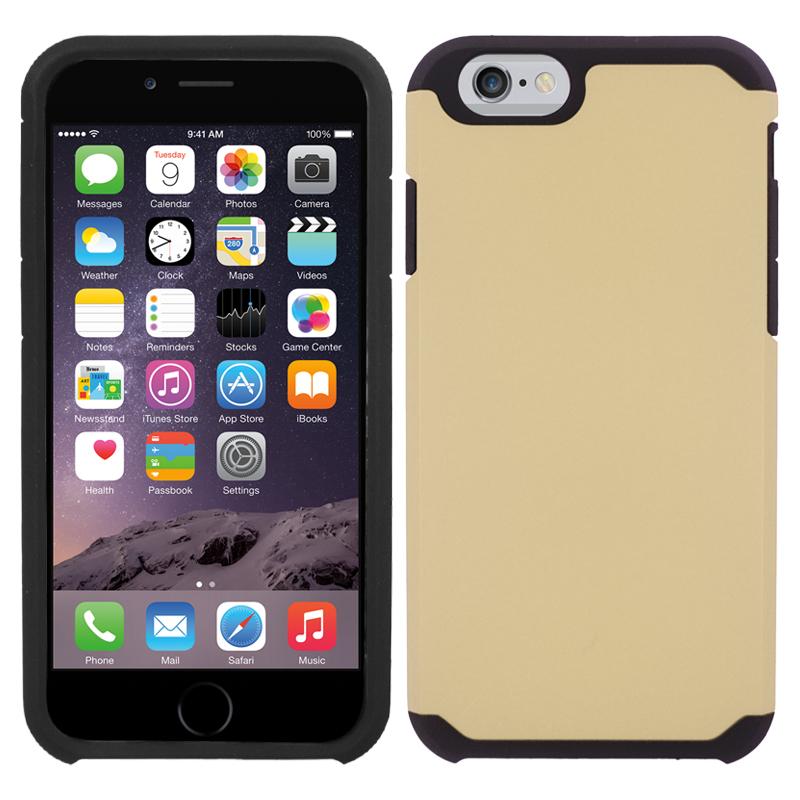 for apple iphone 5 5s se slim grip shockproof 2 piece hard case cover ebay. Black Bedroom Furniture Sets. Home Design Ideas