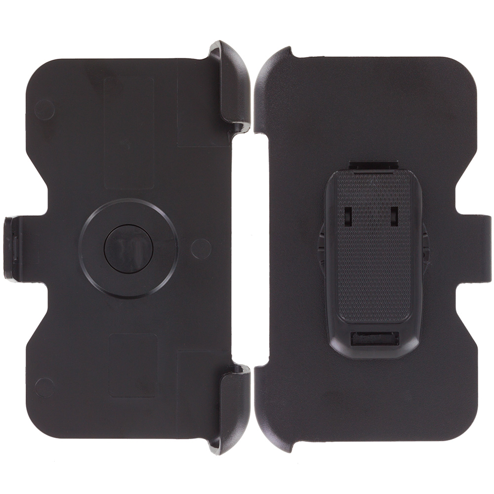 Samsung Galaxy Note 2 II N7100 Black Otterbox Replacement Snap-On Belt Clip Swivel Rotating Holster
