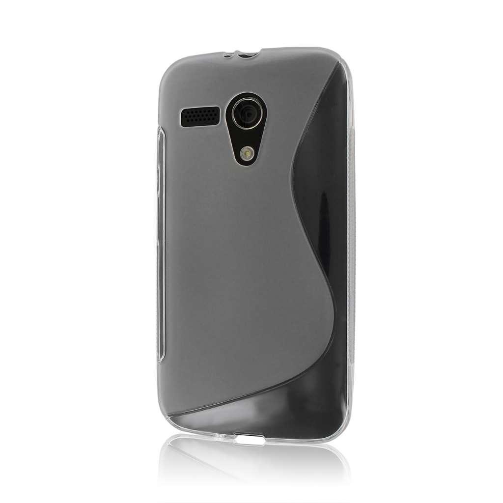 Motorola Moto G - CLEAR MPERO FLEX S - Protective Case Cover