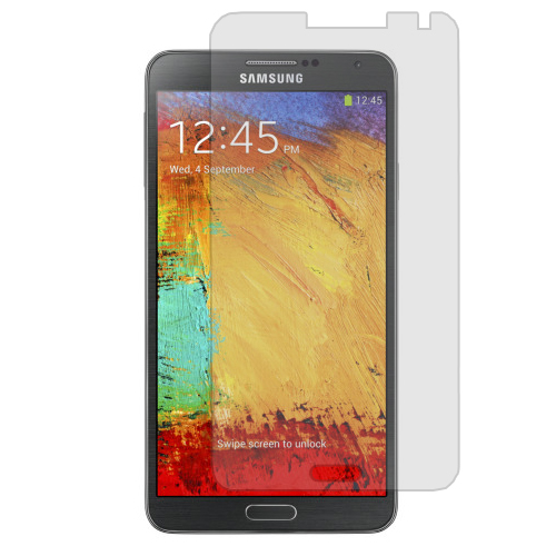 Samsung Galaxy Note 3 N9000 Clear LCD Screen Protector