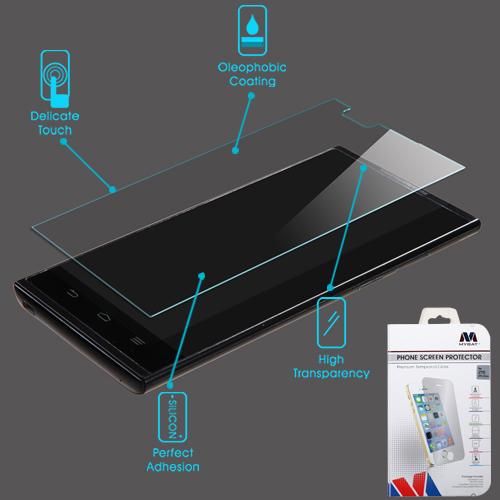 are making zte zmax pro glass screen protector battery