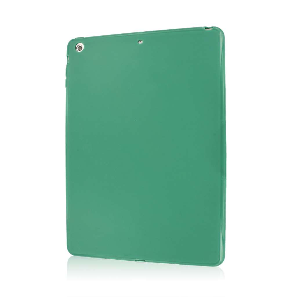 Apple iPad Air - Mint Green MPERO Flexible Matte Case Cover