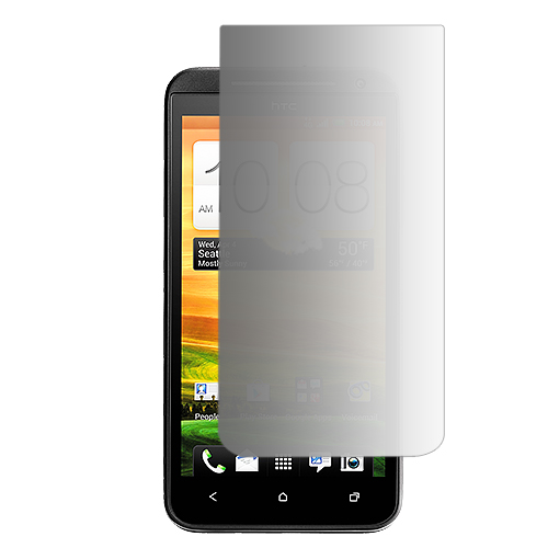 HTC EVO 4G LTE Mirror LCD Screen Protector