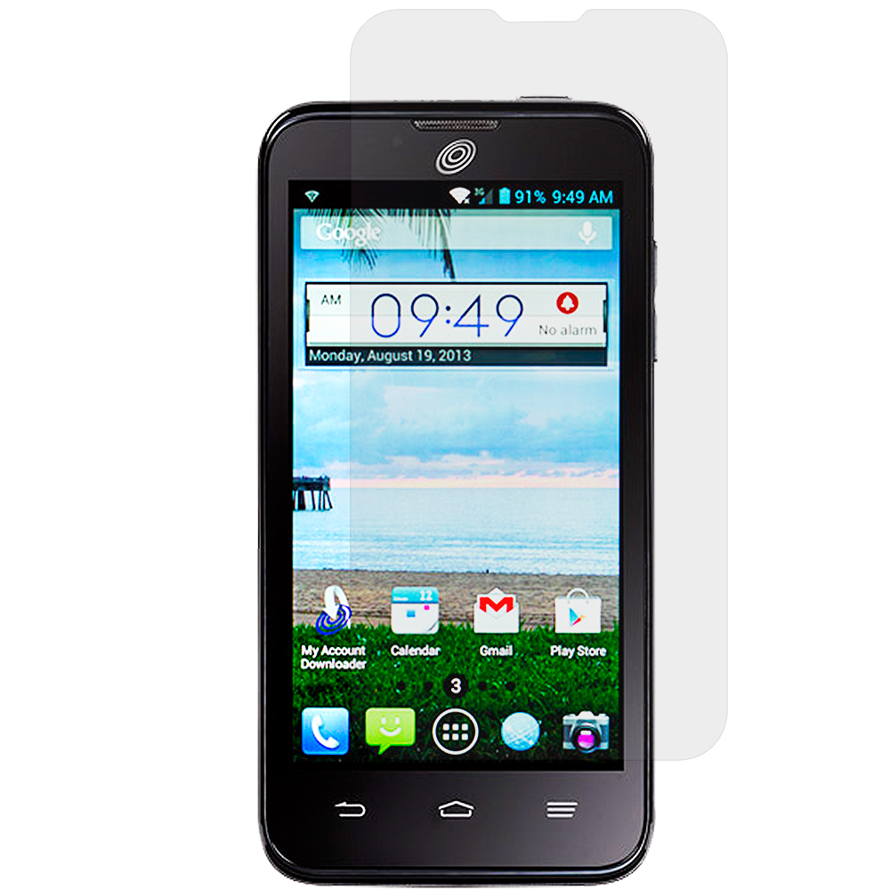 ZTE Solar Z795G Clear LCD Screen Protector