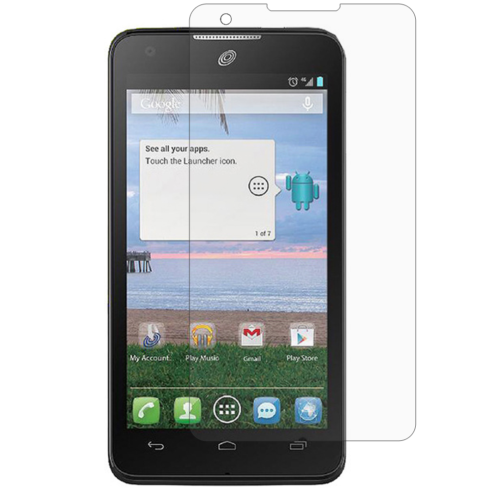 Alcatel One Touch Sonic A851L Clear LCD Screen Protector