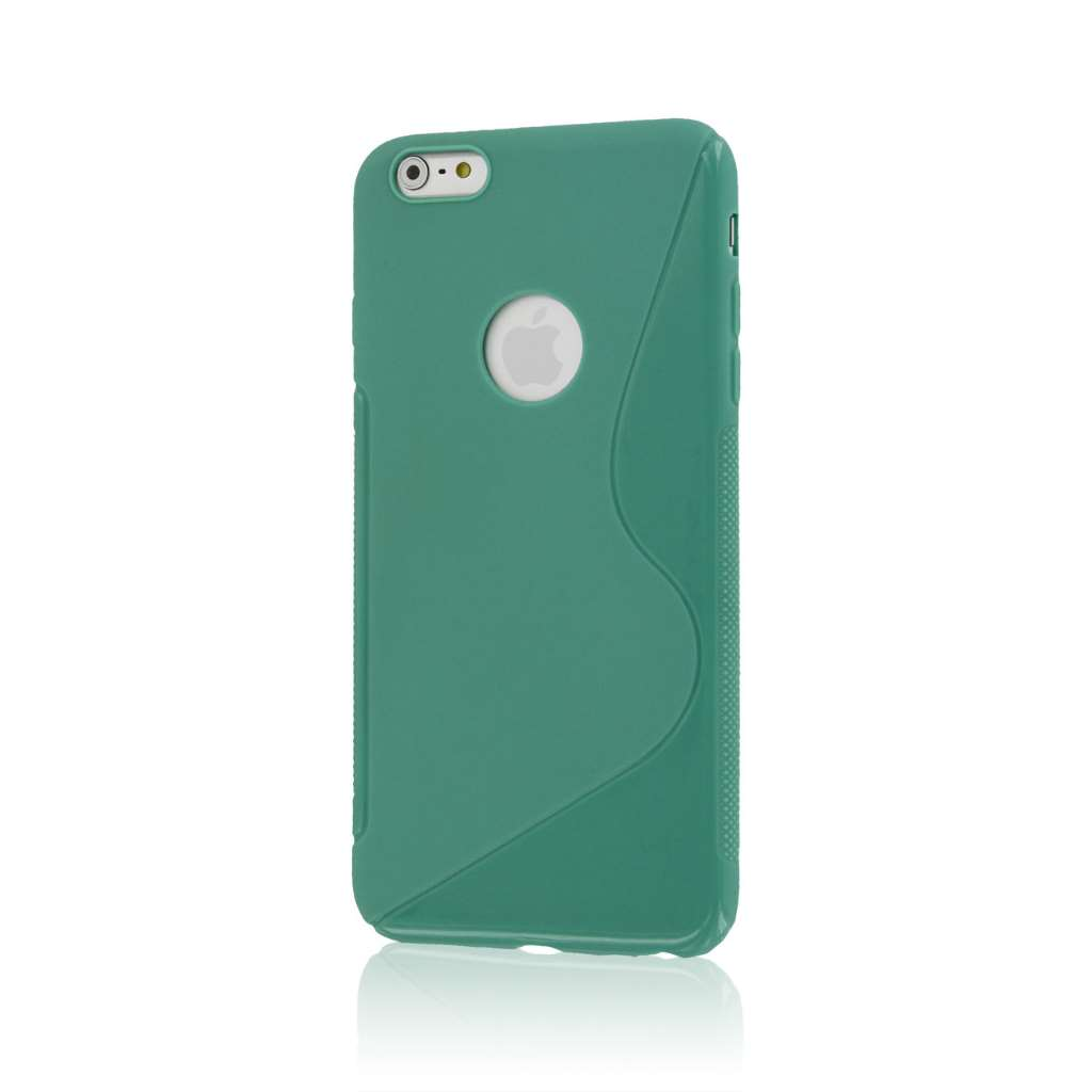 Apple iPhone 6 6S Plus - Mint Green Combo Pack : MPERO FLEX S - Protective Case Cover : Color Mint Green