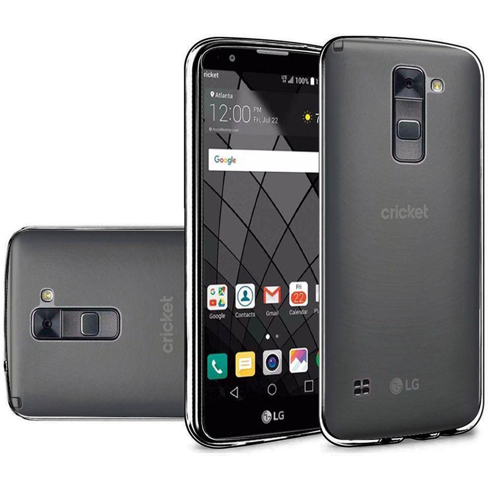 For LG G Stylo 2 Plus TPU Rubber Flexible Phone Skin Case