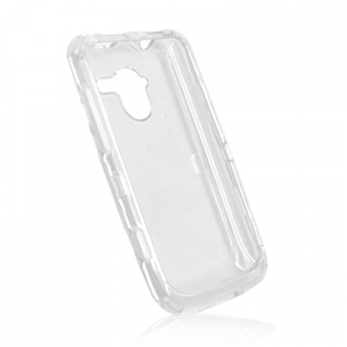 ZTE Avid 4G N9120 Clear Crystal Transparent Hard Case Cover