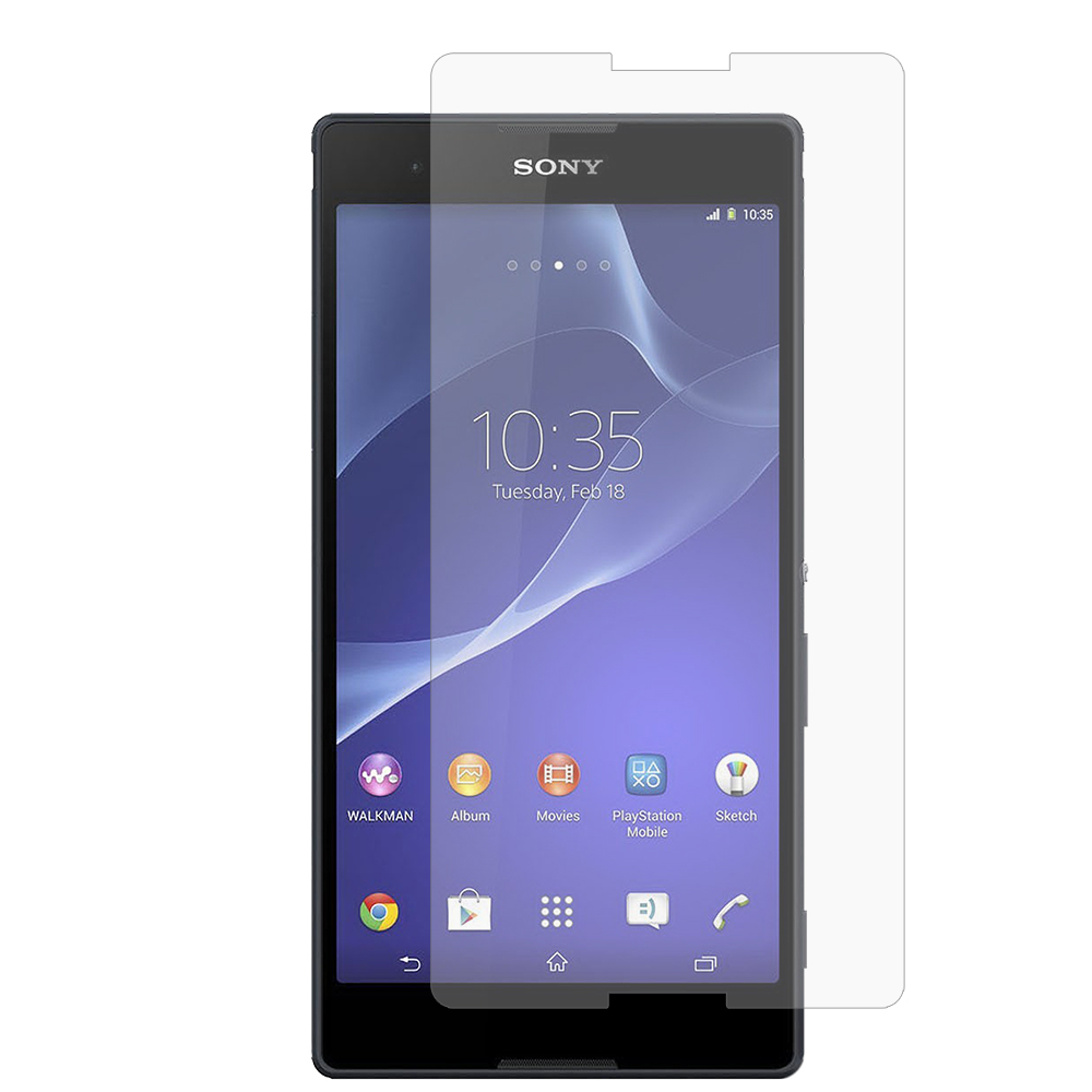 Sony Xperia T2 Ultra D5303 Anti Glare LCD Screen Protector
