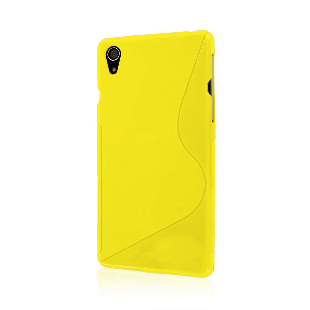 Sony Xperia Z2 - Yellow MPERO FLEX S - Protective Case Cover