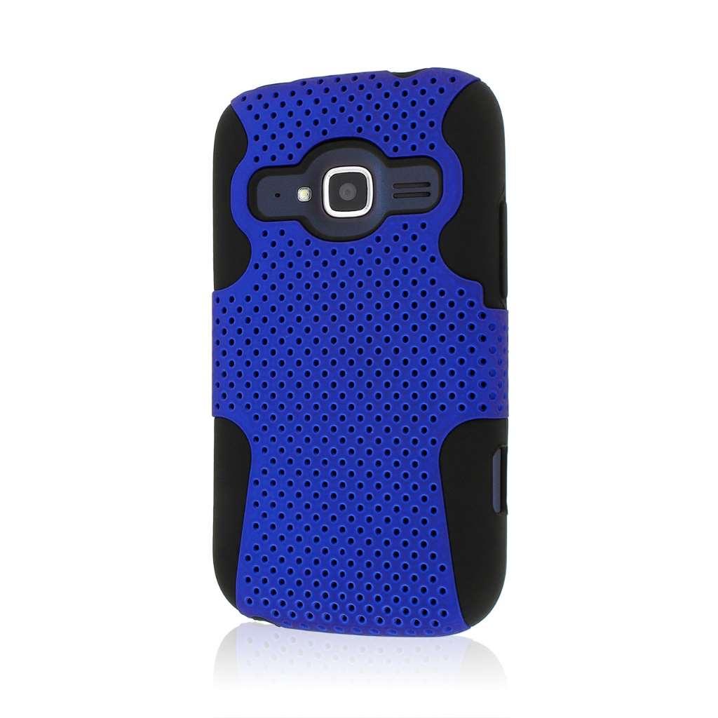 ZTE Concord 2 - Blue MPERO FUSION M - Protective Case Cover